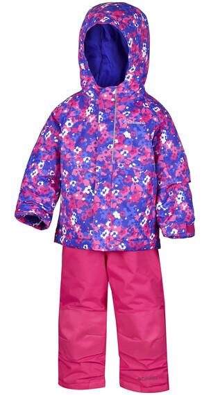 Columbia Buga jumpsuit Kinderen roze